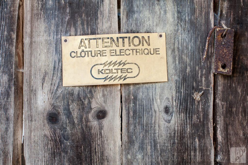 Clôture électrique Kotlec