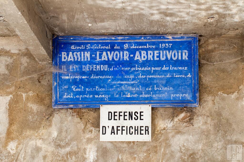 Bassin-Lavoir-Abreuvoir